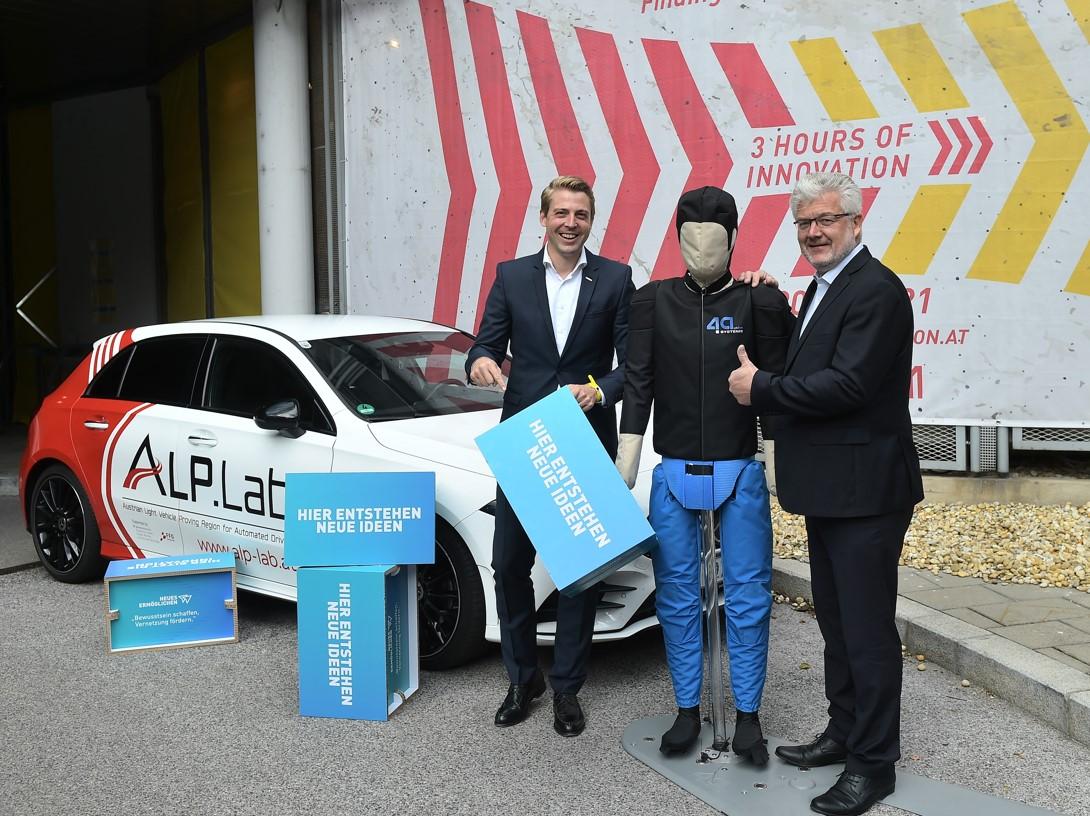 Philipp Gady and Gerhard Greiner